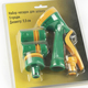 High Pressure 5 Settings Foam Plastic Garden Water Jet Spray Nozzle/Portable Garden Hose Washing Sprayer