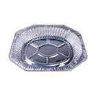 6885ml Disposable Aluminum Foil Tray Disposable Food BBQ Tray Convenient Aluminum Grill Tray