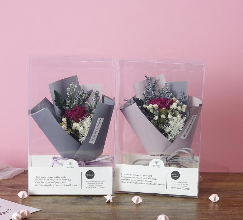 แห้งหอมธรรมชาติแห้งดอกไม้ที่ดีที่สุดของขวัญคอลเลกชันสำหรับงานแต่งงานหน้าแรกตกแต่ง