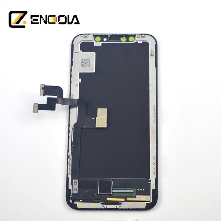 Best selling smart phone LCD Screen for iphone x 256gb digitizer display replacement X screen