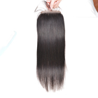 Weaves Mink Brazilian Straight Hair Weaves With Closure Virgin Cuticle Aligned Human Hair Bundles