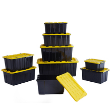산업 큰 플라스틱 container heavy duty tool storage box