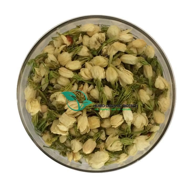 Dried jasmine flower / jasmine tea / jasmine bud - 4uTea | 4uTea.com