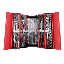 Tecuniq Multi-Functionele 86 Pcs Professionele Power Tools Set En Apparatuur Voor Mechanische Workshops