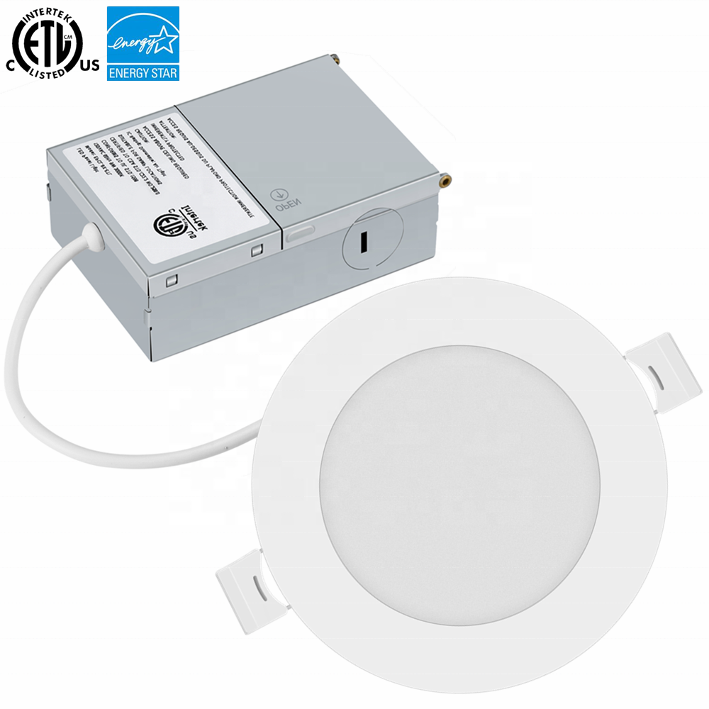 Factory Direct Sale ETL Listed 4 inch 9W Led Recessed Down Lights with Junction Box