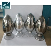 Liquid silver chrome pigment for mirror effect paint