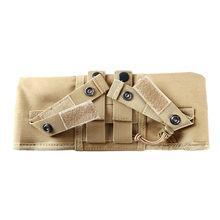 Открытый складной охотничий нейлоновый большой размер поясная сумка тактические аксессуары камуфляжного цвета для хранения чайник рецирк...(Китай)