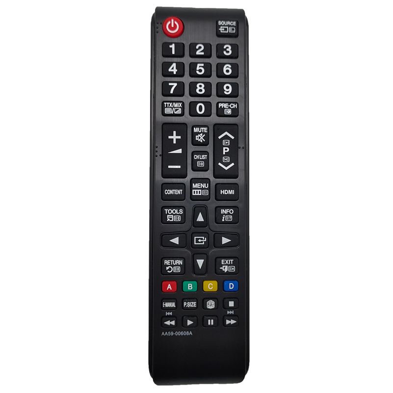 Manual Universal Led RF IF TV Set Top Box Remote Control
