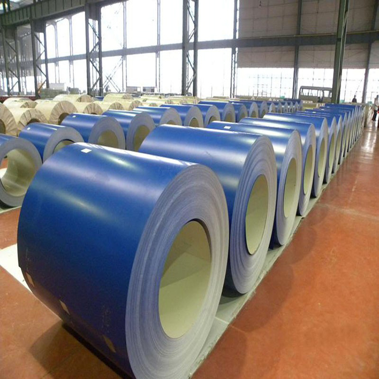 RAL color SGCC SGCH DX51D prepainted color coated galvanized steel coil/ppgi/ppgl galvanizing steel coil with high quality