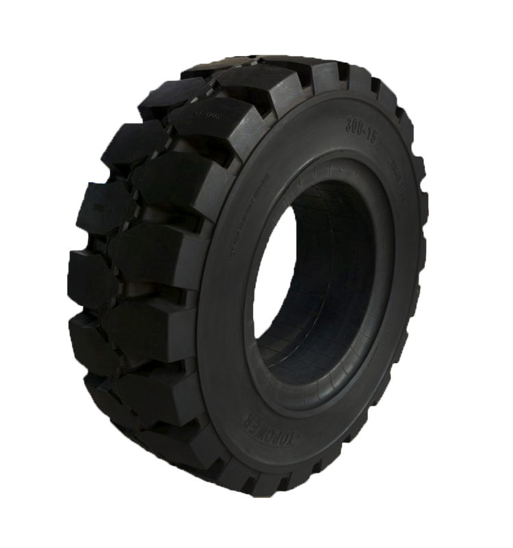 China 6.50-10 Forklift Solid Rubber Tyres Manufacturers