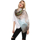 On Sale Very Cheap High Quality Printed Viscose Fabric Women Scarves