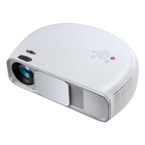 Cheerlux Portable Projector 1280x800 Resolution 3600 lumens Android WIFI Projector HD Beamer for Home Cinema projector