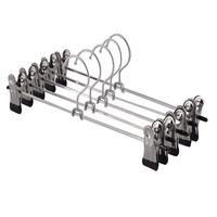 Windproof Stainless Steel Clip Multi-purpose Trouser Clothes Rack
