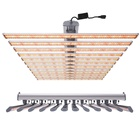 Led Led Grow Led Light Lux Flagship And Commercial-Grade Powerful Compact LED Grow Light With 12 Bars Wideband Spectrum