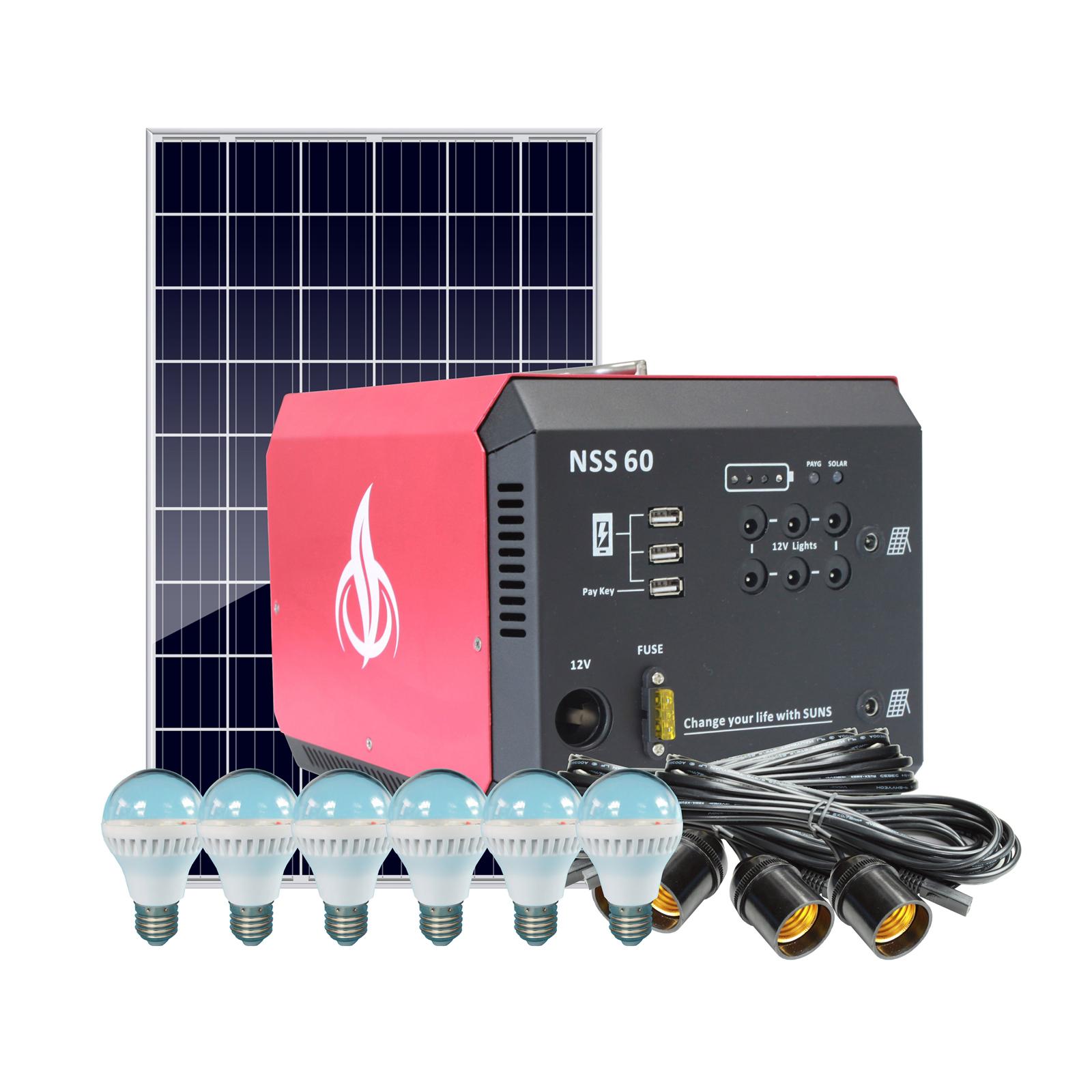 Fabrika fiyat yeni tasarım gitmek gibi ödeme PAYG ticari ev GÜNEŞ PANELI güç güneş enerjisi sistemi
