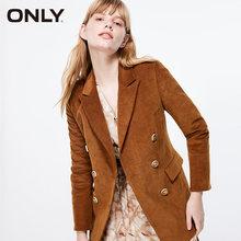 ONLY женский вельветовый костюм пиджак | 119308538(Китай)