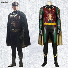 Superhero Costume Cosplay Movie Fancy Halloween Costumes Adult For Men Carnival