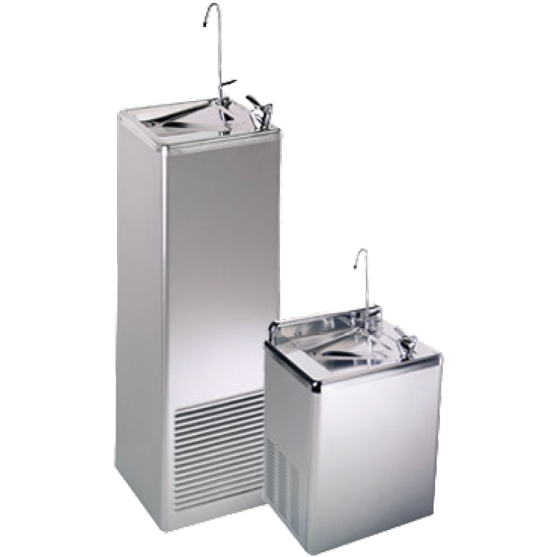 Public Use Drinking Water Fountains Stainless Steel Water Cooler