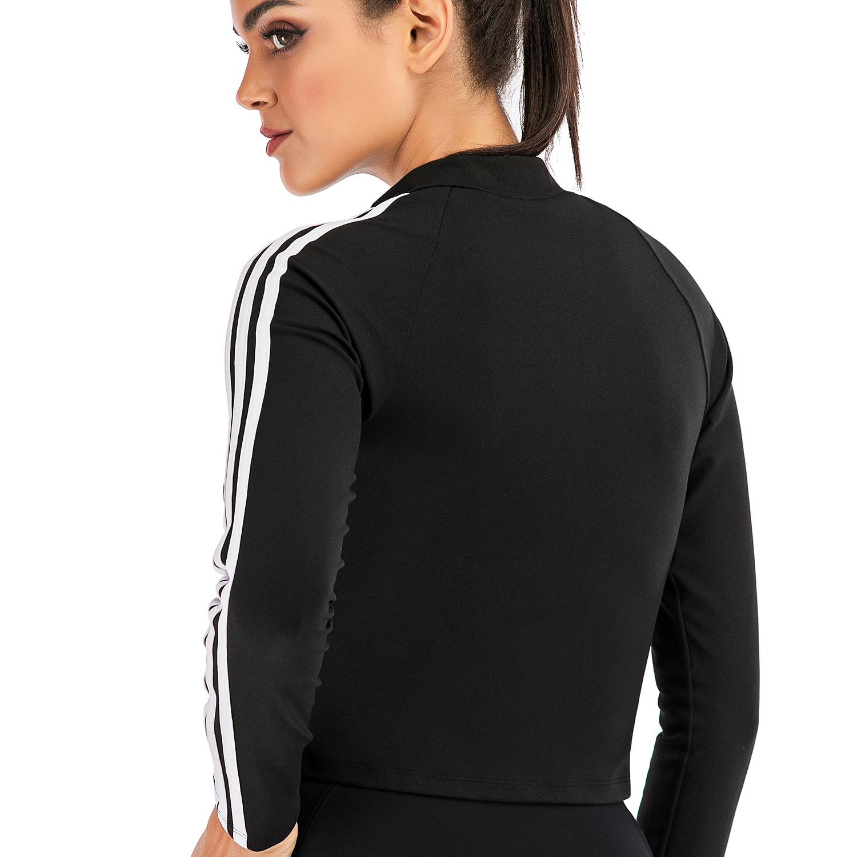 Zipper Yoga Clothes 5