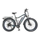 Factory Directly Commute Used Adult Large Electric Bicycle 26inch Electric Mountain Bikes