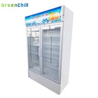 high quality commercial fridge glass door for pepsi cola