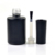 cylinder square shape clear matte black glass nail polish bottle 10ml 11ml 15ml for uv gel nail polish
