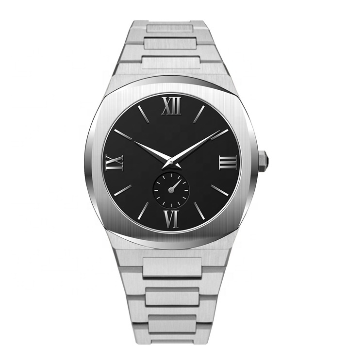 Quality Luxury Factory Wholesale Low Moq Quartz Waterproof Stainless Steel Wristwatches