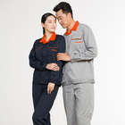 Suit Factory Workers Workwear Car Repair Men Women Working Clothes