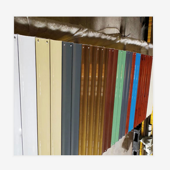 Horizontal Roller Shutter Doors