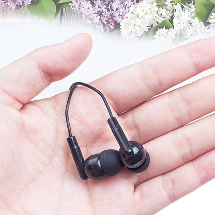 WITHOUT MIC Wholesale low price comfortable boat earbuds wired headphone earphone