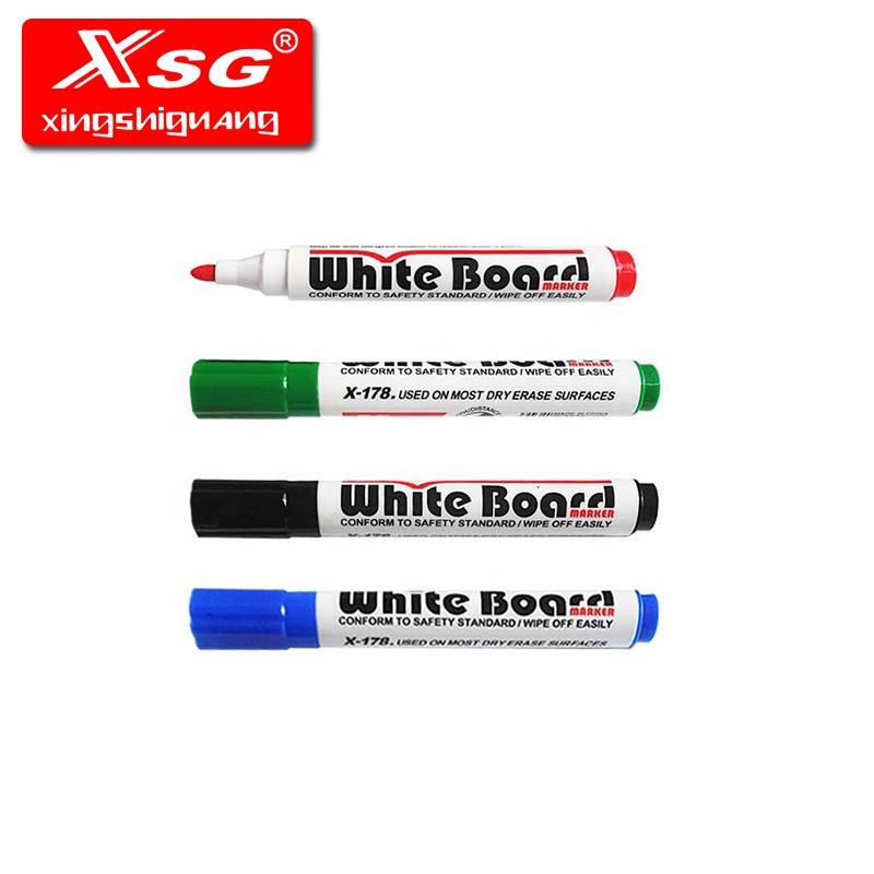 Office And School Item Non-toxic Mini Multi-Color Whiteboard Marker Pen - Yola WhiteBoard | szyola.net