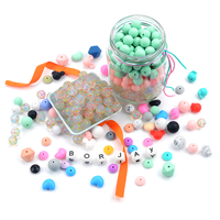 BPA Free Food Grade Baby Teether Silicone Beads Wholesale