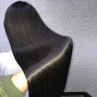 Wholesale cuticle aligned hair from india, unprocessed virgin raw indian hair vendor, raw indian temple hair directly from india