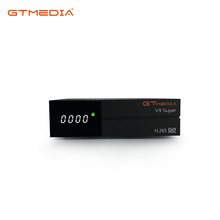 GT Media V9 Super DVB-S2 Freies Digitaler Satelliten-receiver Full HD 1080 P TV Decoder Unterstützung H265 WiFi youtube IPTV
