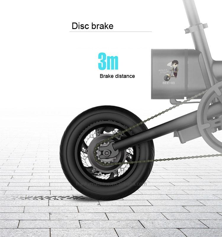 Oem Imortor Iii Elektrische Fiets Ijs Bike Himo Z16