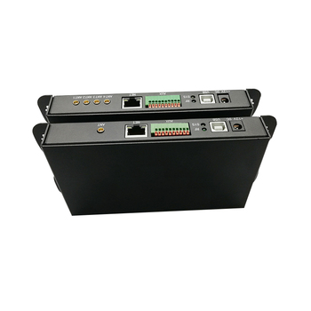 High performance rj45 4g poe long distance electronic toll collection uhf rfid panel reader with linux JAVA sdk