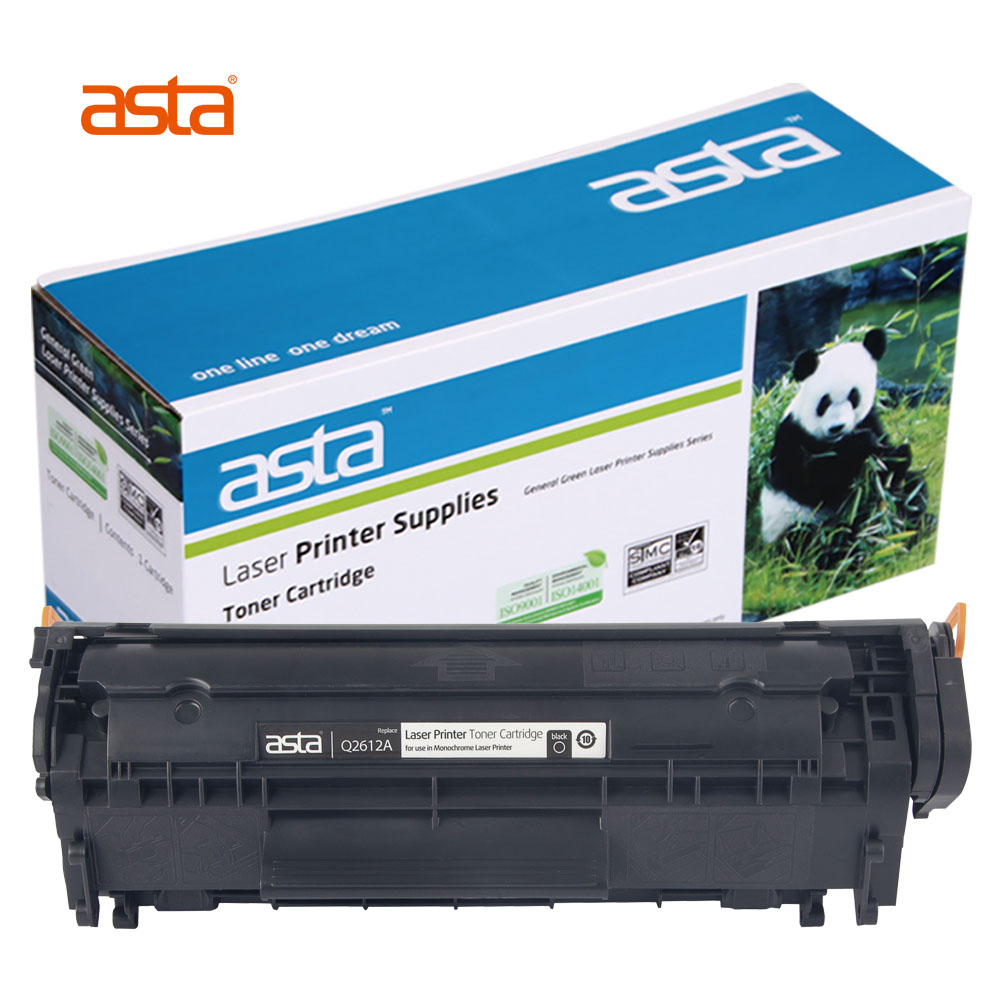 ASTA China Fabriek Optimale Prijs Compatibel Universal Color Toner Voor HP Originele Laser Printer Copier