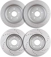 High Quality Auto Parts Front Brake Disc Rotors For Honda