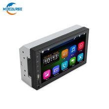 MIDCOURSE Più Popolare Car Stereo Radio DVD Player Multimedia Player Con Apple Specchio Link