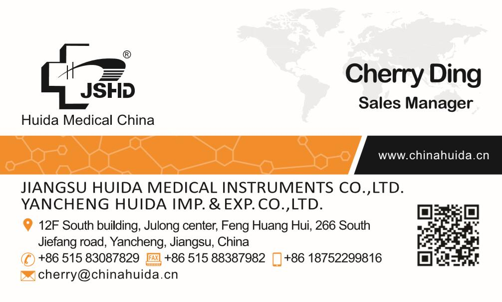 Factory Direct HDA Urine cup container with needle