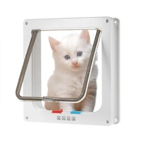 Extreme Weather Energy Efficient Window Wall Entry Puppy Gate Dog Cat Door