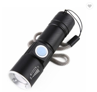 Aluminum Waterproof Mini Torch Customized Logo AA battery 5W edc Tactical COB Flashlight Mini Led Flashlight