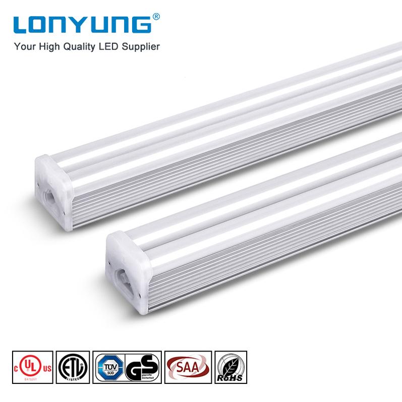 led tube line light 60w alu led batten led tube 240cm smd 2835 led strip double row led lighting ETL cETL for canada USA
