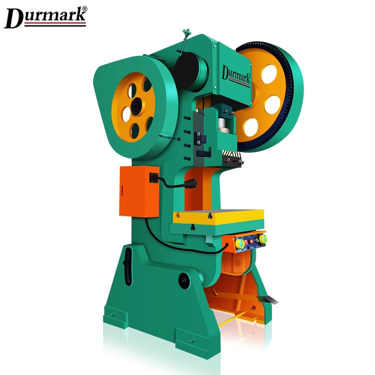 used J23 series 40 ton power press punching machine power press C-type open  type tilting power press