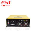 Sunchonglic Low Frequency 5kva 80a Hybrid MPPT Solar Inverter 50A AC