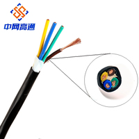 Customizable Wire 14 18 20 22 24 AWG flexible copper cable wire 2 4 6 8 core cable price for