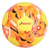 wholesale inflatable football size 5 custom design futsal beach balls neoprene soccer ball