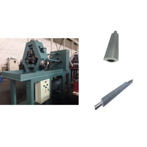 finned tube making machine
