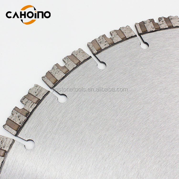 "Laser Welding  14""350mm  Diamond Saw Blade For Cutting Concrete"