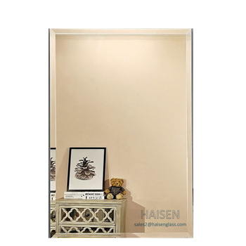 Glass Mirror Wall Mirror Bevel Edge 40 60